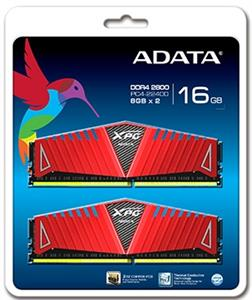 ADATA XPG Z1 DDR4 16GB 2800MHz CL17 Dual Channel Desktop RAM